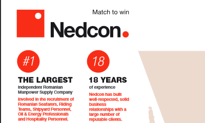 Nedcon Maritime Infographic
