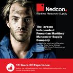 Nedcon Maritime Manpower Supply Infographic